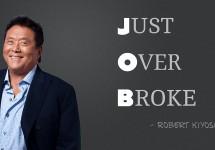 Книги по бизнесу от Роберта Кийосаки — полный список