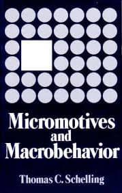 Интересные книги по экономике - Микромотивы и макровыбор. Томас Шеллинг