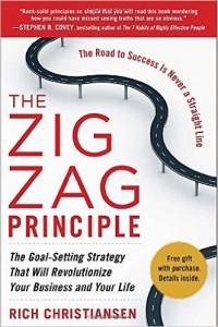 Новейшие книги по экономике - Принцип Зигзага. Рич Кристиансен