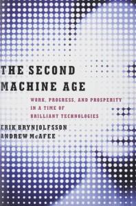Современные книги по экономике - Вторая эпоха машин. Эрик Бринолфссон