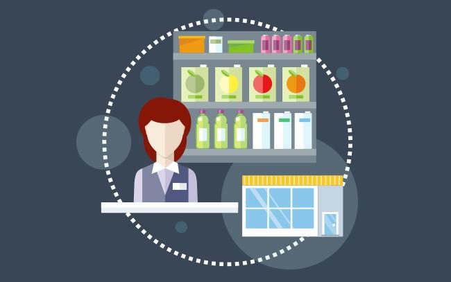 бизнес-план небольшого магазина продуктов