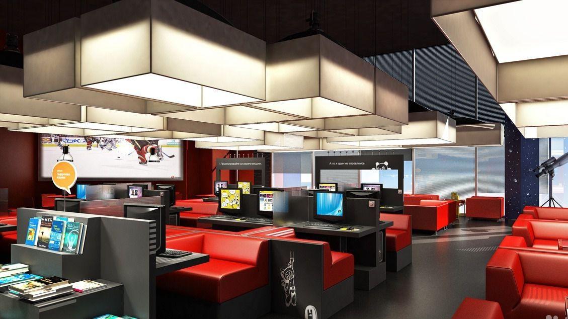 бизнес план интернет кафе