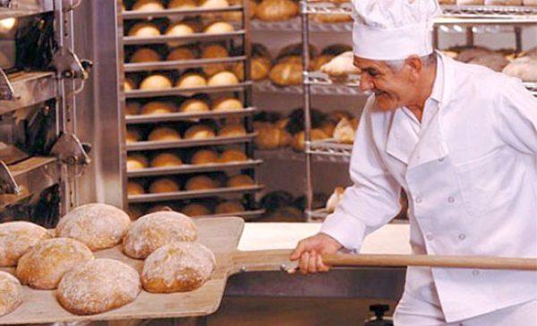 Персонал пекарни
