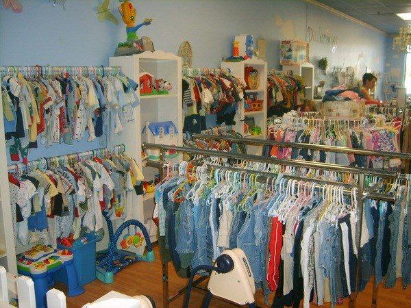 помещение для детского комиссионного магазина